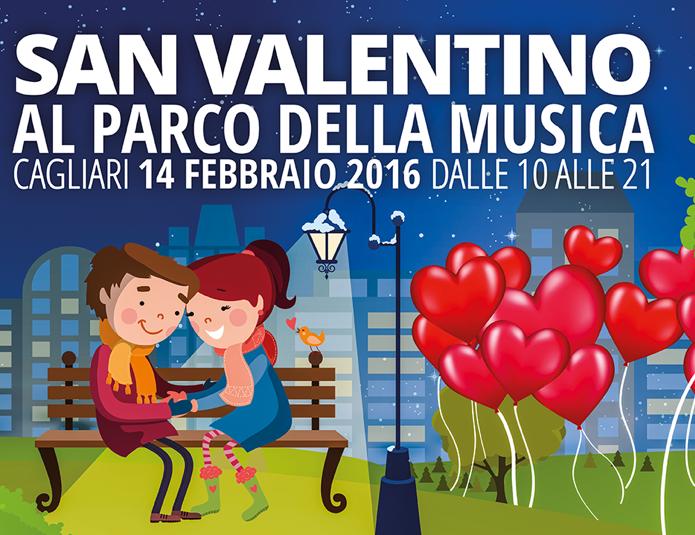 A Cagliari si festeggia San Valentino al Parco della Musica