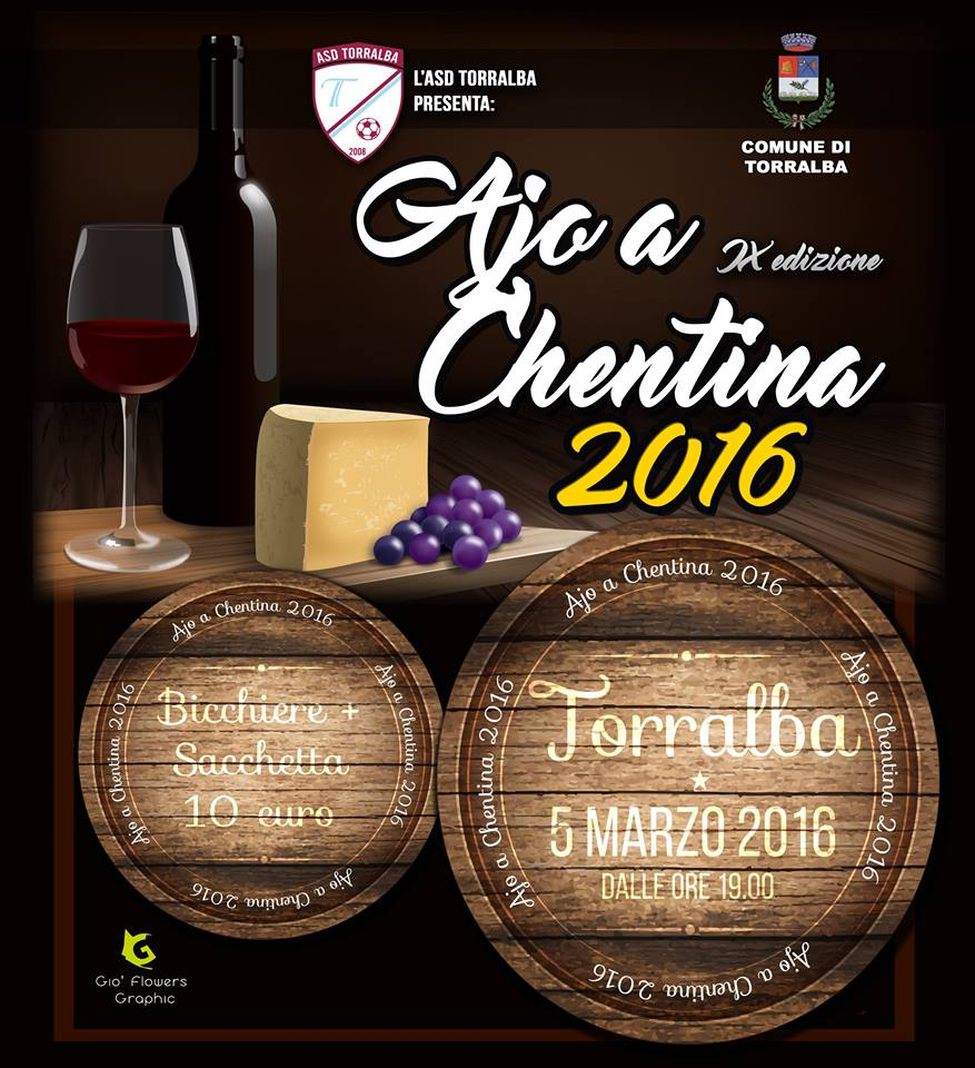 Ajò a Chentina 2016 a Torralba