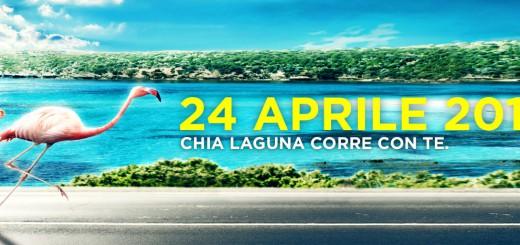 5^ edizione Chia Laguna Half Marathon - Domenica 24 Aprile 2016