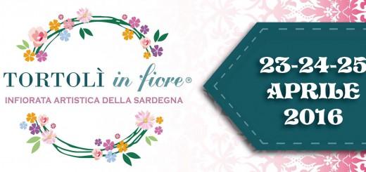 Tortolì in Fiore 2016 - Dal 23 al 25 Aprile 2016