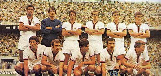 Il Cagliari Calcio campione d'Italia del 1970