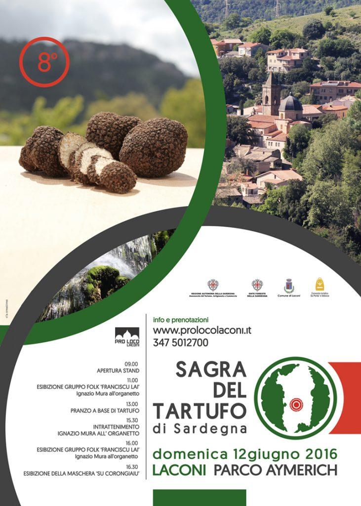 Sagra del Tartufo a Laconi - Domenica 12 Giugno 2016
