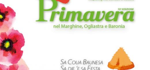 Primavera nel Marghine, Ogliastra e Baronia – A Baunei il 4 e 5 Giugno 2016