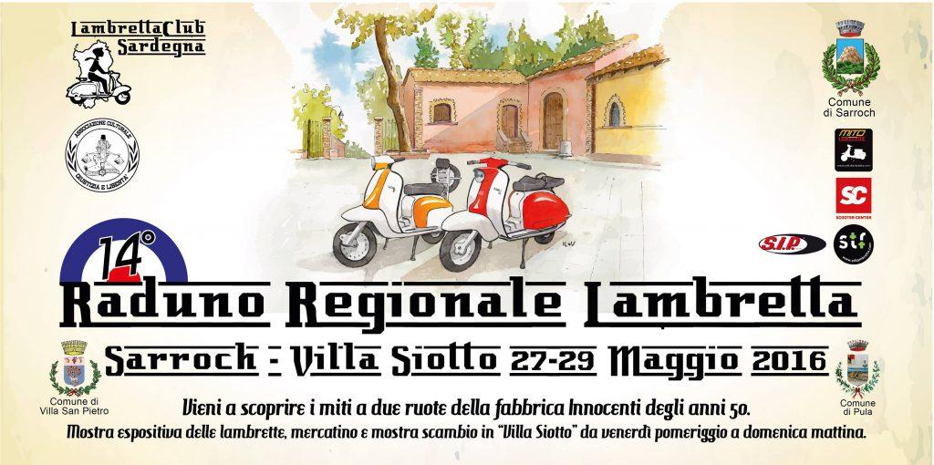 14° Raduno Regionale Lambretta