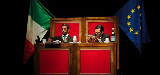 """Spettacolo teatrale """"Il Terzo Giorno"""" - A Cagliari il 22 Maggio 2016"""