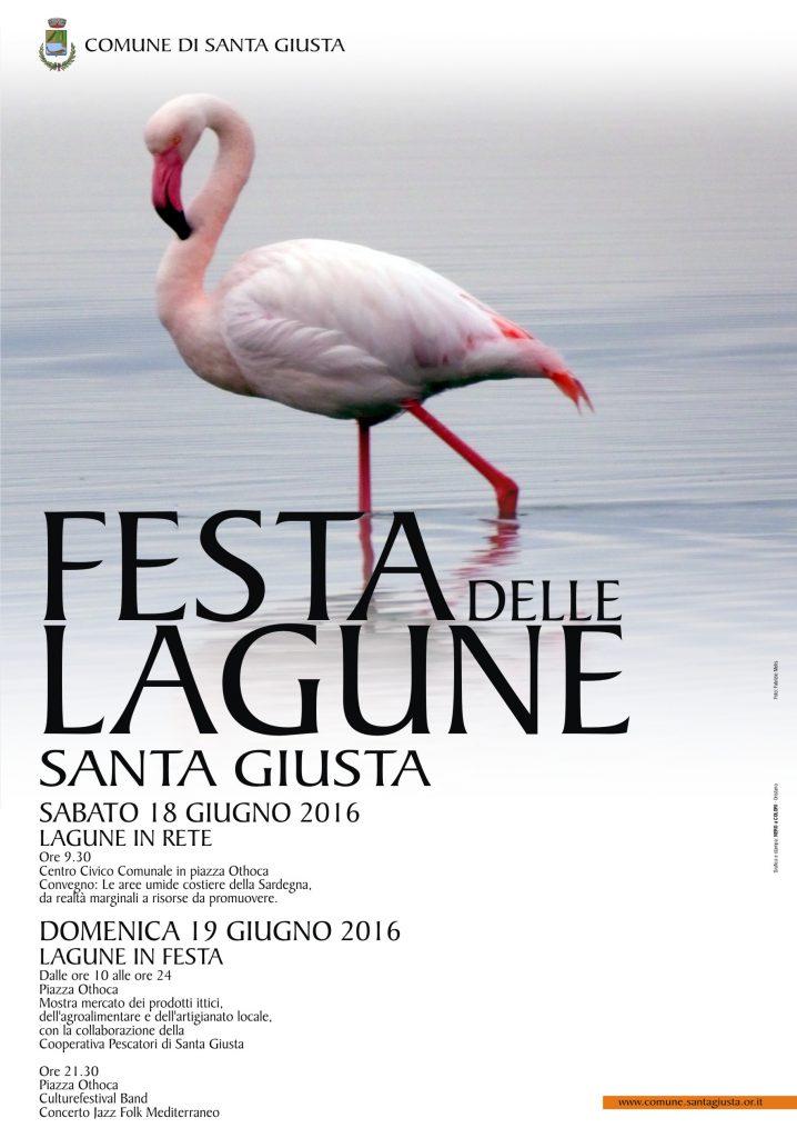 Festa delle Lagune a Santa Giusta - Il 18 e 19 Giugno 2016