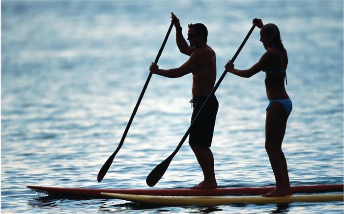 Corsi e tour in SUP (Stand up Paddle) a Cagliari
