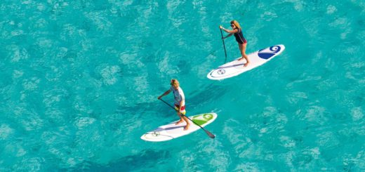 Corsi e tour in SUP (Stand up Paddle) a Villasimius