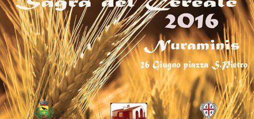 Sagra del Cereale 2016 a Nuraminis - Domenica 26 Giugno