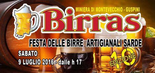 10^ edizione di Birras a Montevecchio - Sabato 9 Luglio 2016