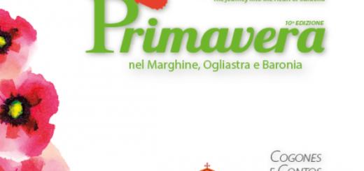 Primavera nel Marghine, Ogliastra e Baronia – A Lei il 4 e 5 Giugno 2016