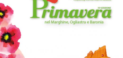 Primavera nel Marghine, Ogliastra e Baronia – Ad Arbatax l'11 e 12 Giugno 2016