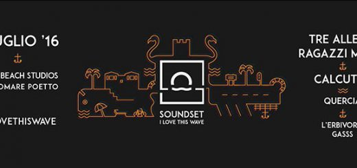 SoundSet Festival - Venerdì 1 Luglio 2016 a Quartu Sant'Elena
