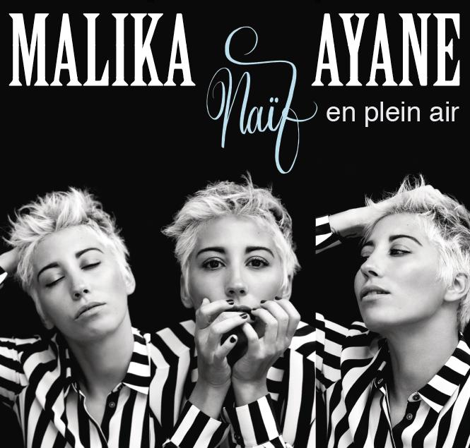 Malika Ayane in concerto a Cagliari - Sabato 30 luglio 2016 all'Arena Sant'Elia