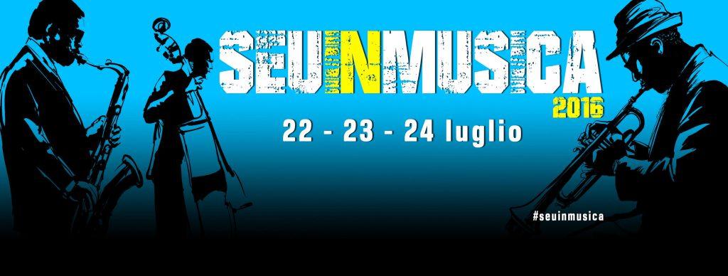 """Festival Jazz """"Seui in musica"""" - Dal 22 al 24 luglio 2016"""