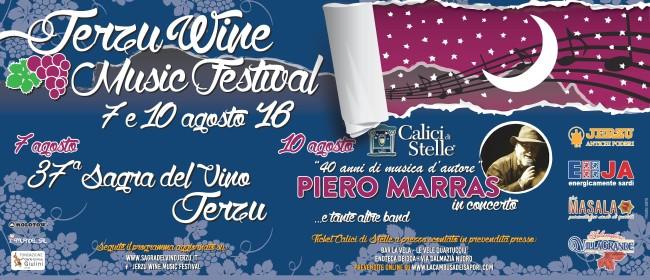 Jerzu Wine Music Festival 2016 - Dal 7 al 10 agosto a Jerzu