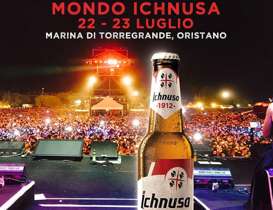 Mondo Ichnusa 2016 - Il 22 e 23 luglio a Marina di Torregrande (Oristano)