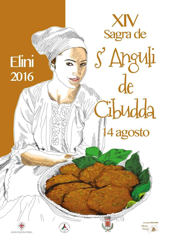 Sagra De S'Anguli De Cibudda - Domenica 14 agosto ad Elini