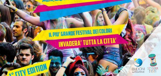 Holi Dance Festival a Budoni