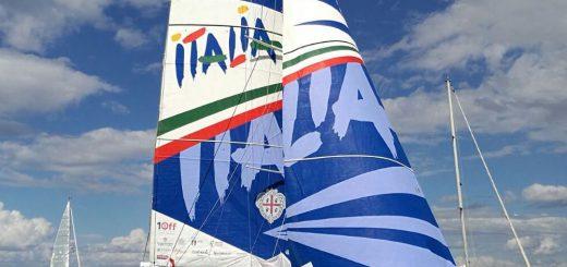 """""""Solo Round the World Record"""": Pit-stop a ridosso di Gibilterra per Gaetano Mura"""