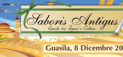 Saboris Antigus: Guasila tra sapori e cultura - Giovedì 8 dicembre 2016