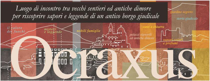 2^edizione Ocraxus - A Laconi il 19 e 20 novembre 2016