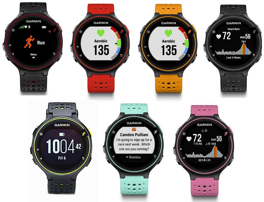 Garmin Forerunner 235, l'orologio preferito dai maratoneti