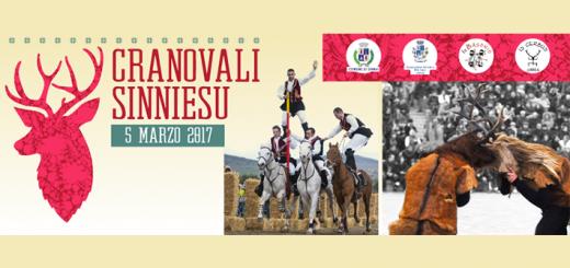 Cranovali Sinniesu, Carnevale Sinnaese - Domenica 5 marzo 2017 a Sinnai