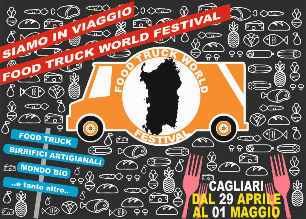 Food Truck World Festival a Cagliari