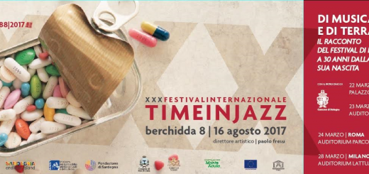 Paolo Fresu presenta il XXX festival internazionale Time in Jazz