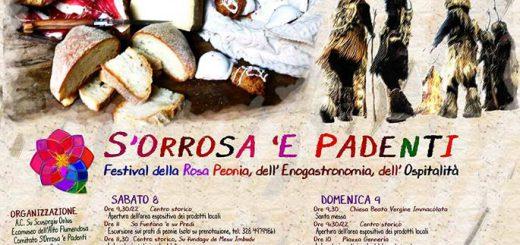 11^ edizione de S'Orrosa 'e Padenti - A Seulo l'8 e 9 aprile 2017