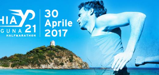 6^edizione Chia Laguna Half Marathon - Domenica 30 aprile 2017