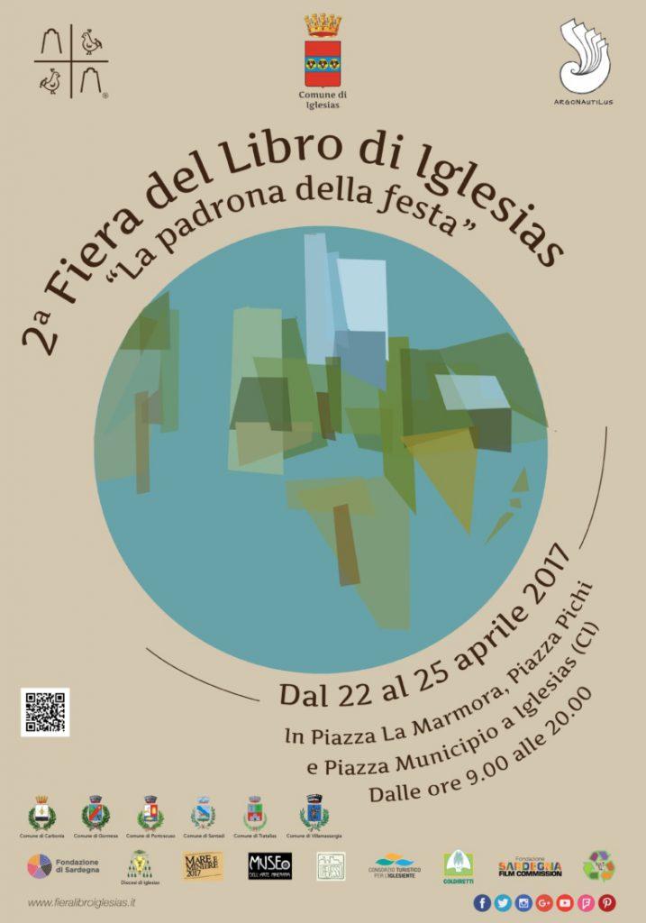 2^ Fiera del Libro di Iglesias - Dal 22 al 25 aprile 2017