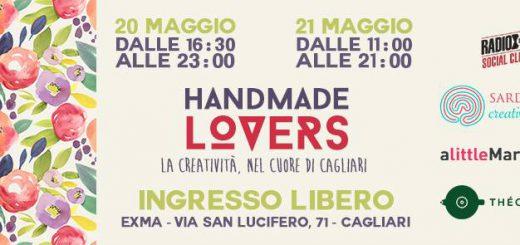 Handmade Lovers - Mercatino Creativo