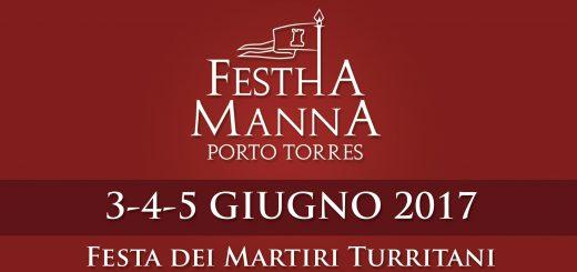 Festha Manna a Porto Torres - Dal 3 al 5 giugno 2017
