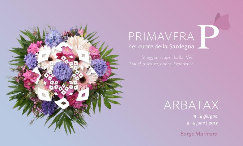 Primavera nel cuore della Sardegna: 3 e 4 giugno 2017 a Arbatax