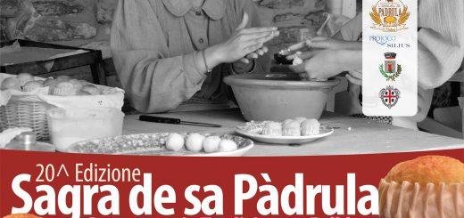 20^ edizione Sagra de Sa Padrula a Silius - Sabato 3 domenica 4 giugno 2017