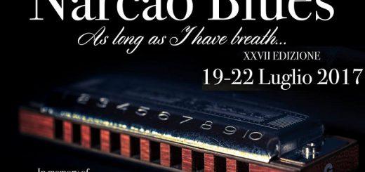 XXVII edizione Narcao Blues - Dal 19 al 22 luglio 2017