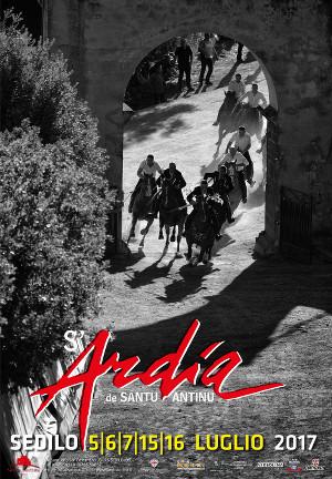 S'Ardia - A Sedilo dal 5 al 16 luglio 2017