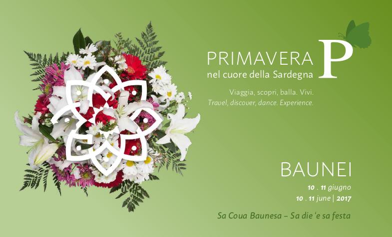 Primavera nel cuore della Sardegna: 10 e 11 giugno 2017 a Baunei