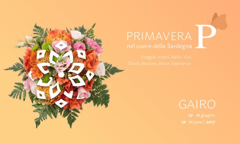 Primavera nel cuore della Sardegna: 10 e 11 giugno 2017 a Gairo