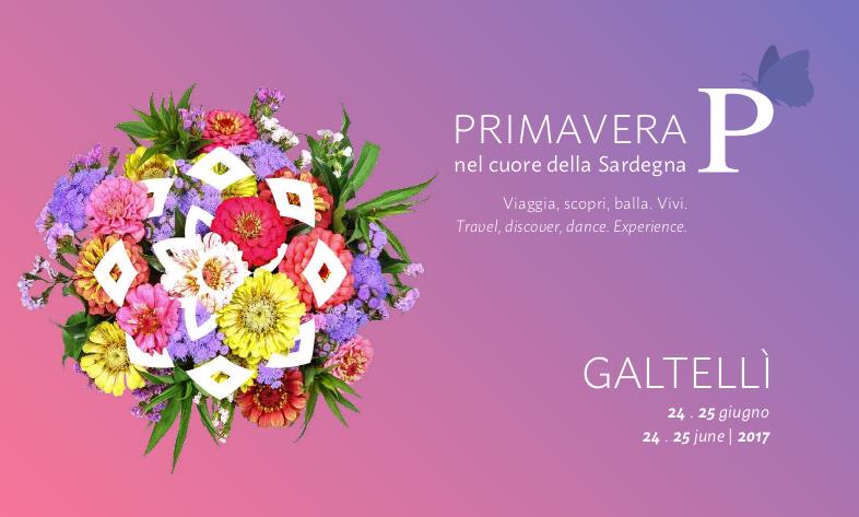 Primavera nel cuore della Sardegna: 24 e 25 giugno 2017 a Galtellì
