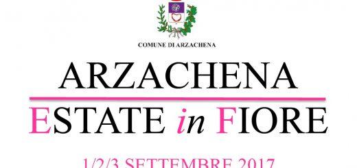 Estate in Fiore ad Arzachena - Dall'1 al 3 settembre 2017