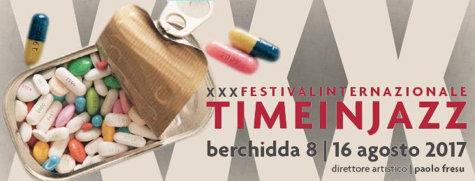XXX edizione Time in Jazz - Dall'8 al 16 agosto 2017