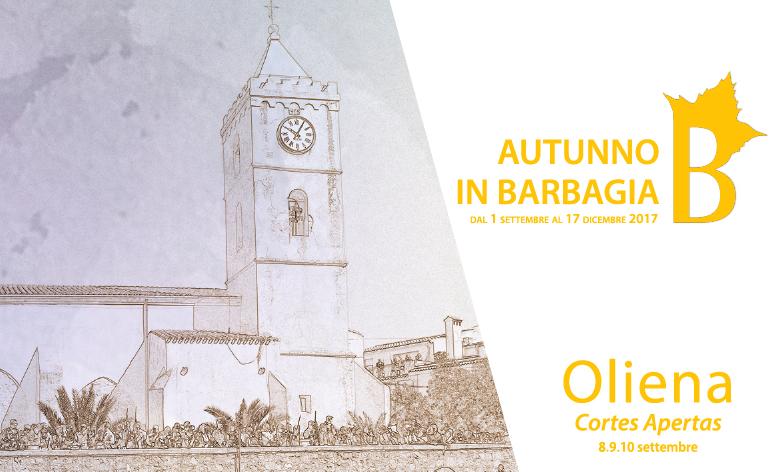 Autunno in Barbagia 2017 a Oliena – Dall'8 al 10 settembre