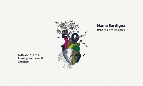 Mama Sardigna, Artistas pro sa terra - A Cagliari il 15 settembre 2017