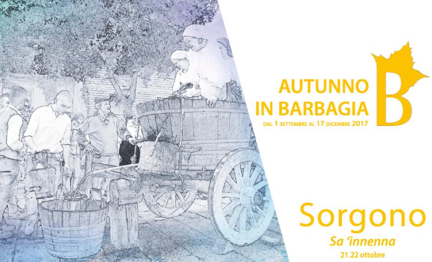 Autunno in Barbagia 2017 a Sorgono – Sabato 21 e domenica 22 ottobre