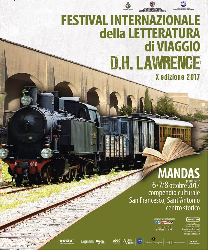 X edizione Festival Internazionale della Letteratura di viaggio di D. H. Lawrence