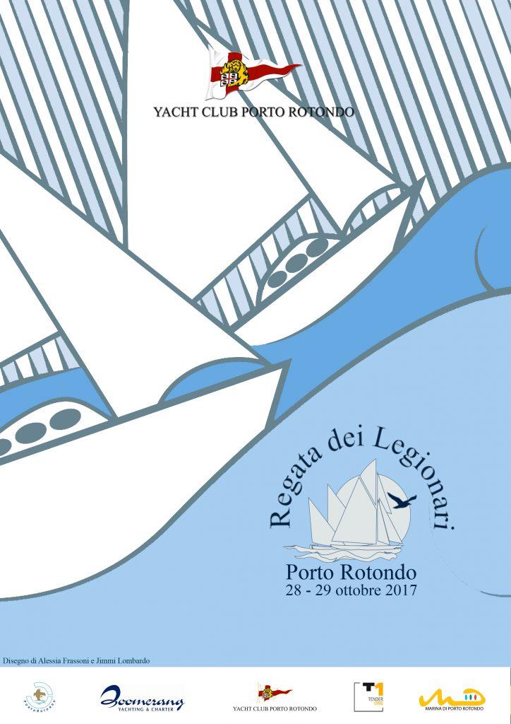 XXIV Regata dei Legionari - A Porto Rotondo il 28 e 29 ottobre 2017