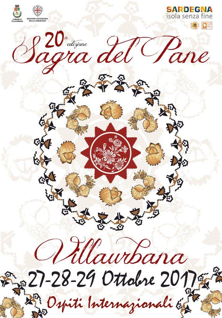 20^ edizione Sagra del Pane a Villaurbana - Dal 27 al 29 ottobre 2017